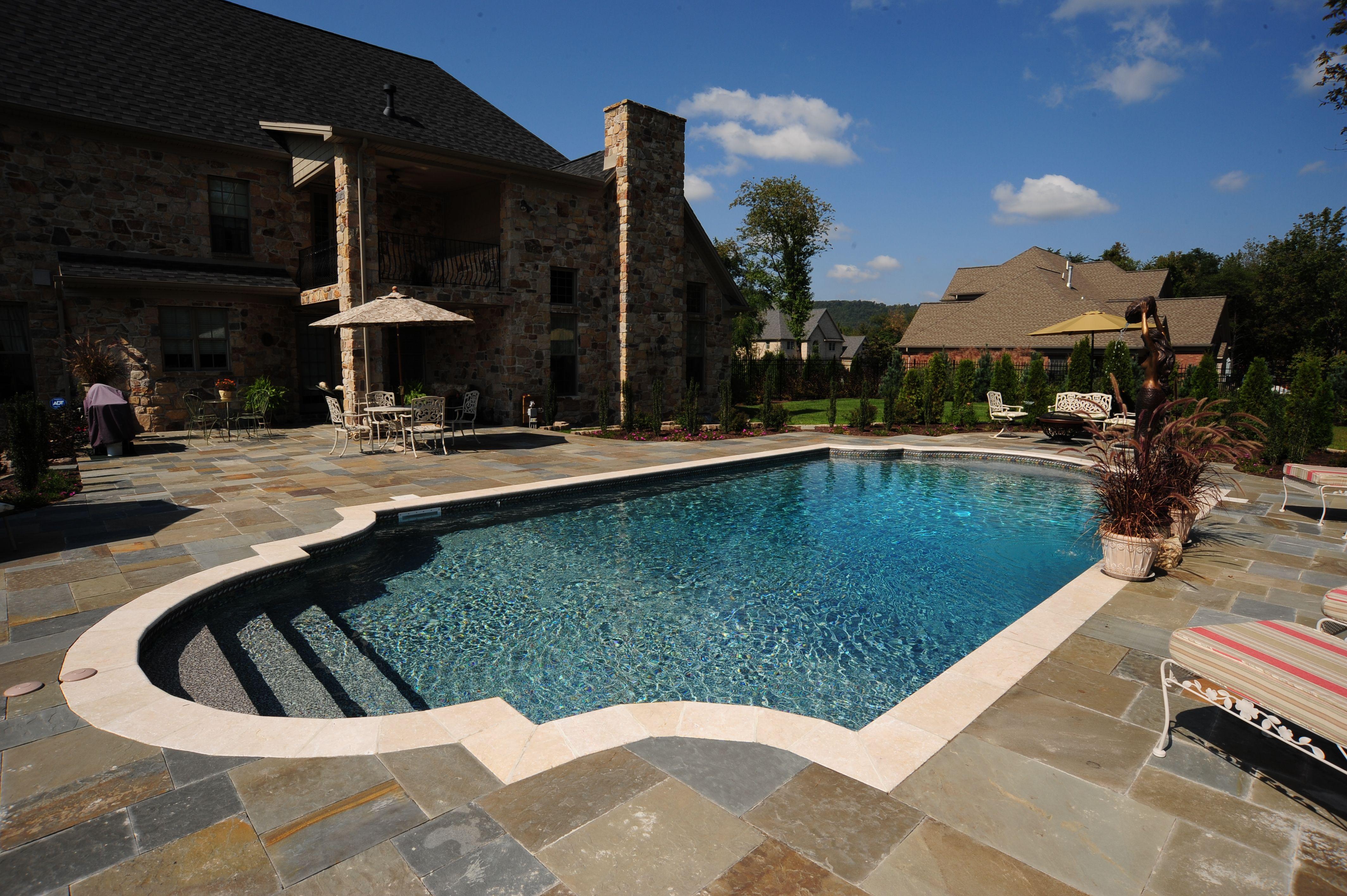 Choosing The Right Pool Shape