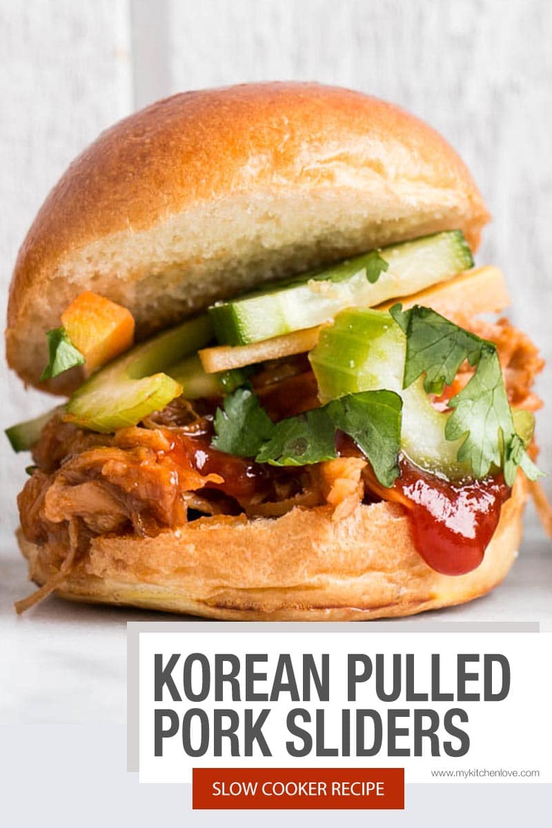 Healthy Food For 1 Year Old Baby In Tamil : healthy, tamil, Cooker, #Kitchen, #Korean, #love, #Pork, #Pulled, #Sliders, #Slow, Korean, Pulled, Sliders., Perfect, Ga…, Sliders,