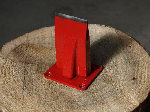 Smart Log Splitter Base Blade Manual Kindling Cutter Axe