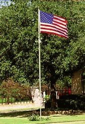20ft Valley Forge Aluminum Flagpole Flag Pole Flag Poles For Sale Valley
