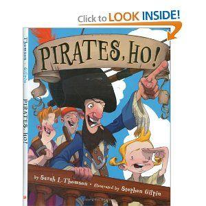 Another cute pirate book
