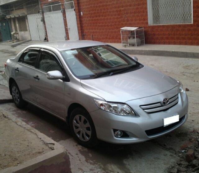 Toyota Corolla For Sale In Islamabad, Pakistan
