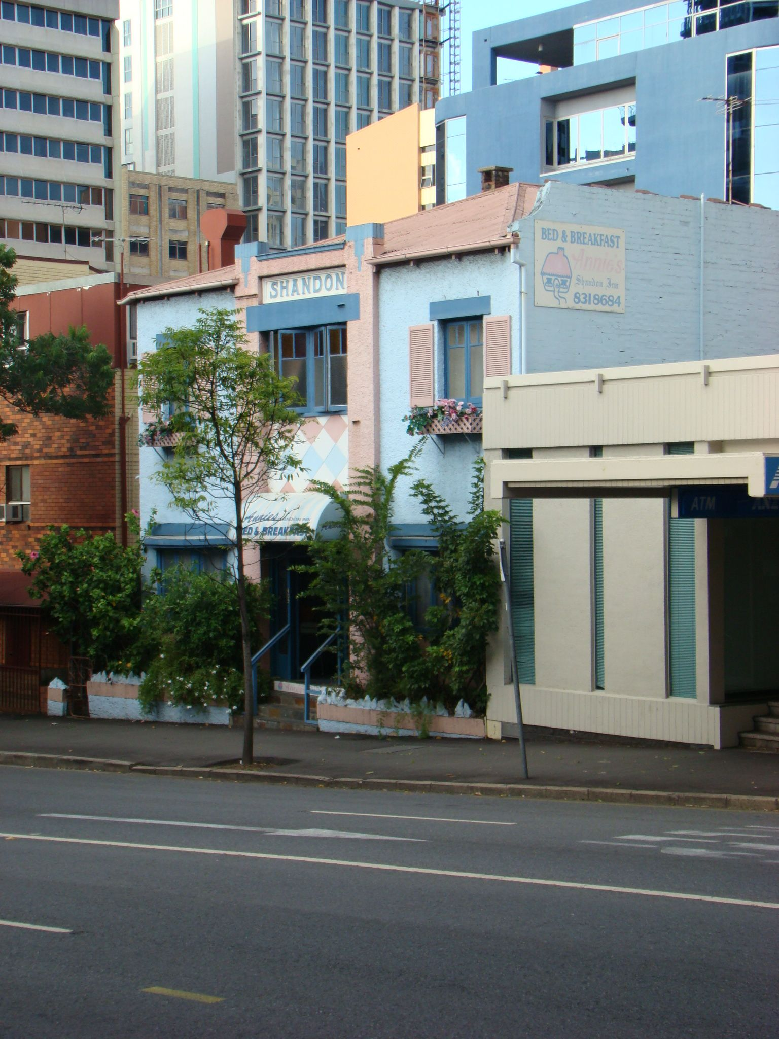 Brisbane // Australien - Bed & Breakfast