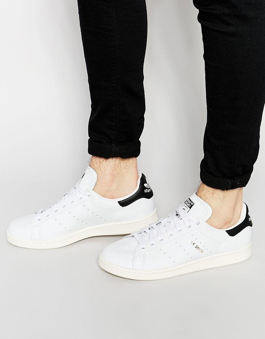 separation shoes 4450a 62b74 adidas Originals   adidas Originals Stan Smith Leather Trainers at ASOS