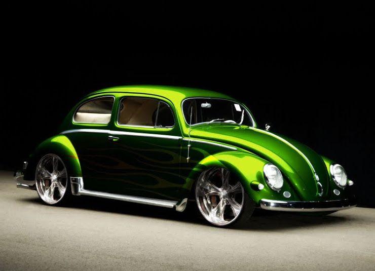 Vw Lookers >> 25+ bästa Vw käfer tuning idéerna på Pinterest