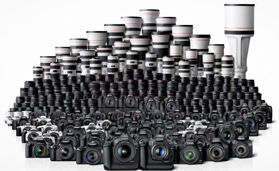 Canon Celebra La Fabricacion De 80 Millones De Objetivos Ef