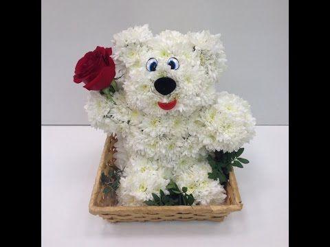 15 Hermosos Arreglos Con Mascotas Florales Rony En Casa
