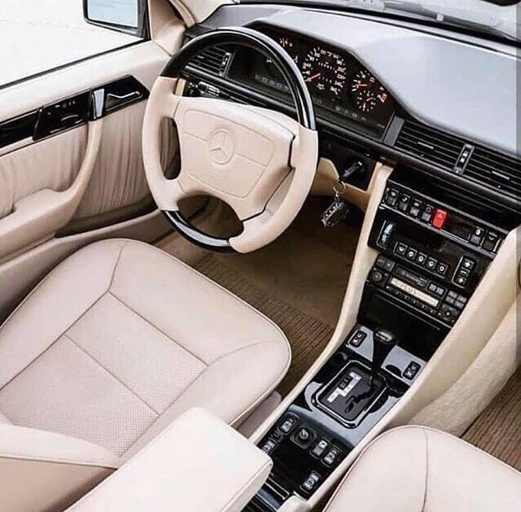 W124 Mercedes Mersedes Amg Mersedes Bens Roskoshnyj Avtomobil