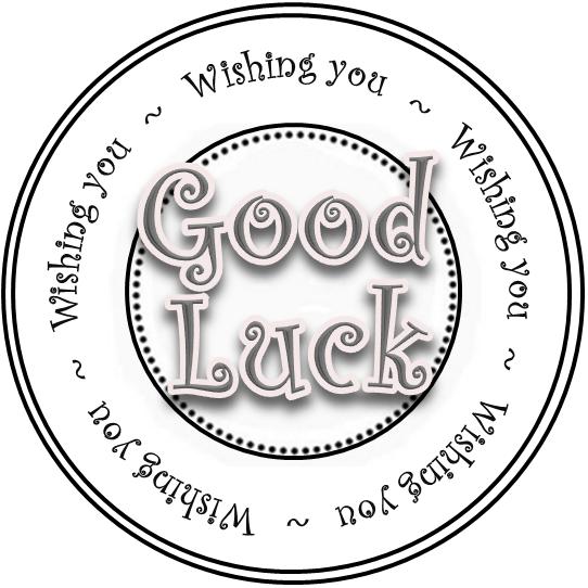Nettys Cards Good Luck Png 542 542 Pixels Good Luck Cards Good Luck Symbols Good Luck Gifts