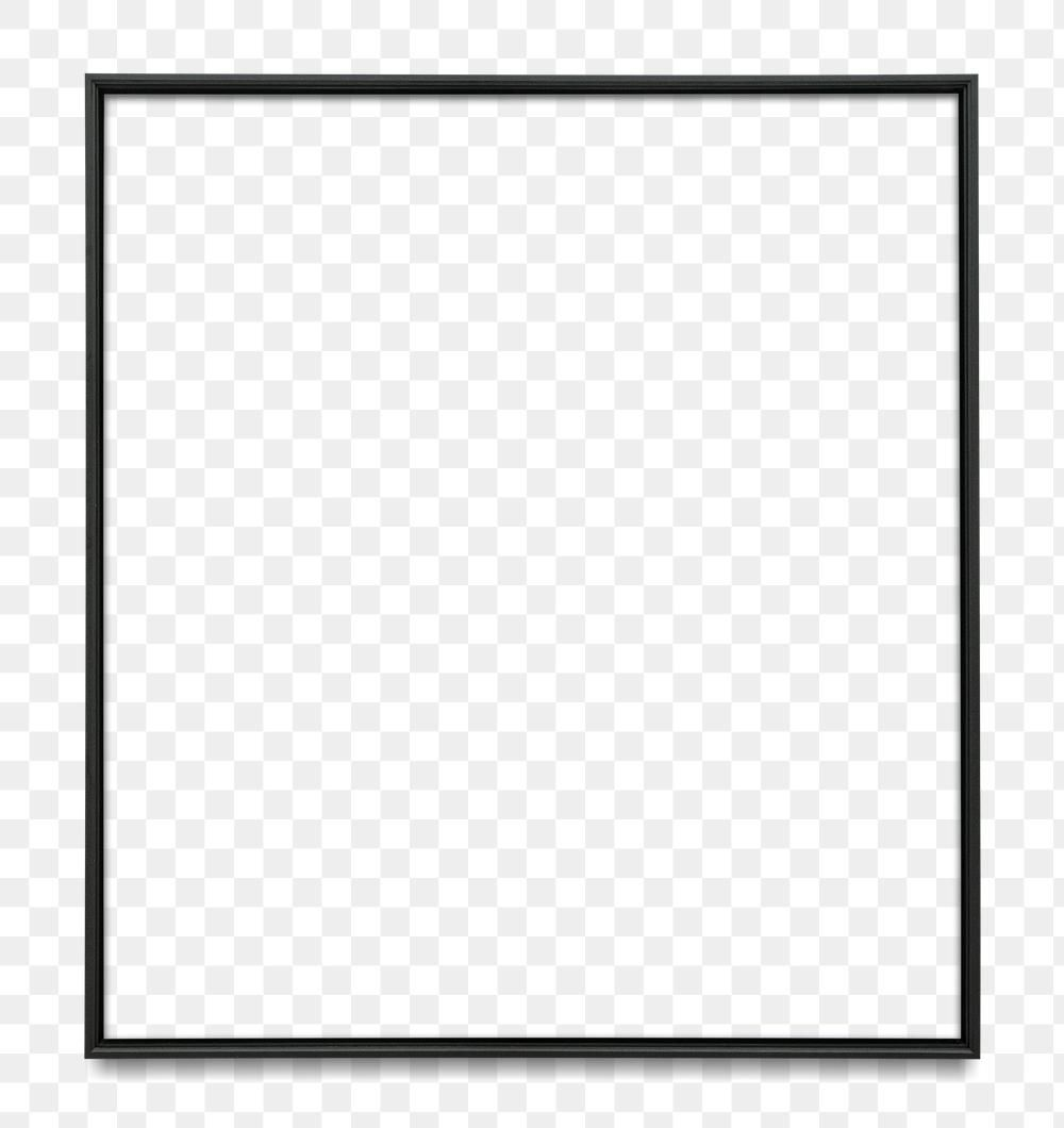 Black Picture Frame Transparent Png Premium Image By Rawpixel Com Black Picture Frames Business Card Icons Frame