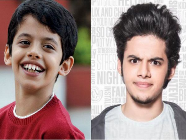 'Taare Zameen Par' child actor Darsheel Safary is simply unrecognizable in poster of 'Quickie'
