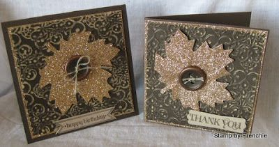 Stamp & Scrap with Frenchie: Autumn Accent plus Free Simply Sent Kit