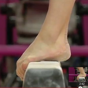 Gripper Feet Gymnastics 2012 Aly Raisman Or Jordyn Wieber