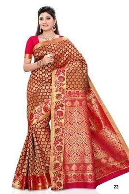 7455d60f1d5d51 Grey plain art silk sarees saree with blouse