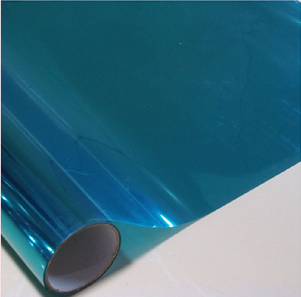 20 Glass Mirror Window Privacy Protector Reflective Film Blue