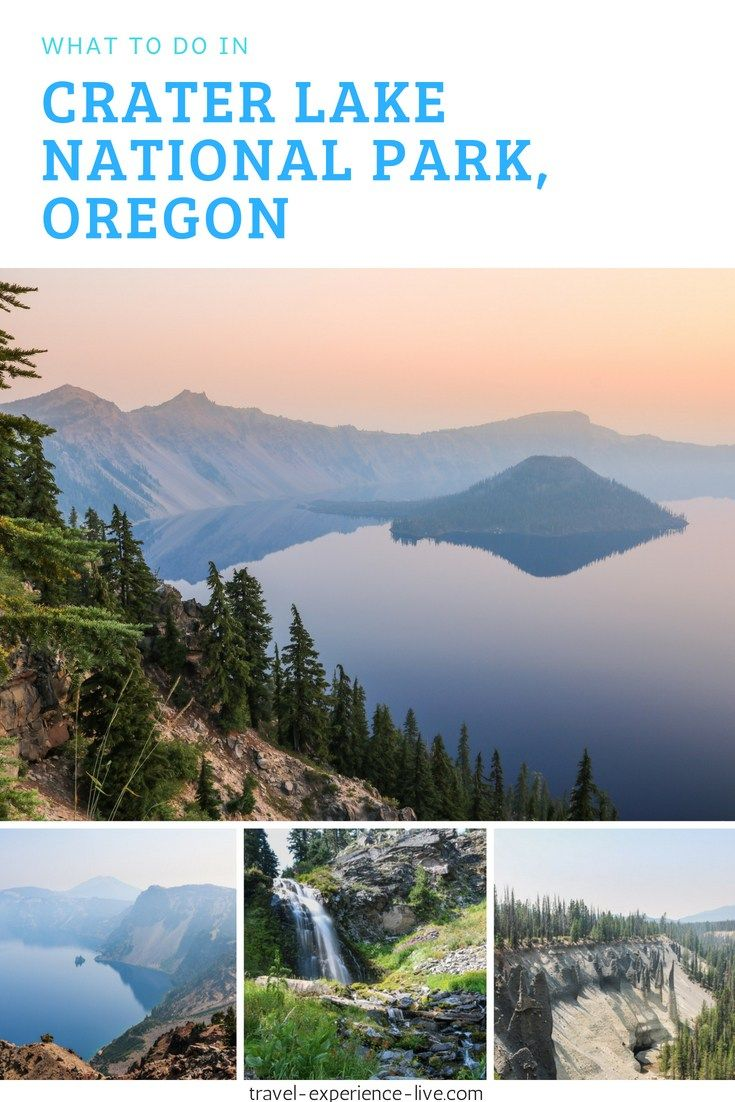 7 Best Crater Lake National Park Attractions | The National Parks Experience