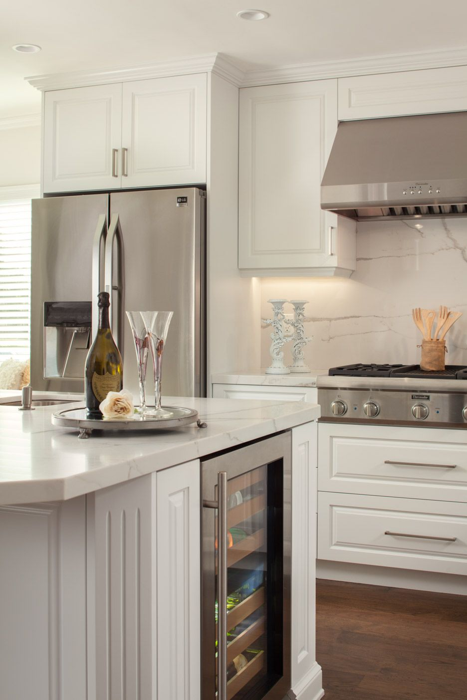 When Remodeling A Home It Is The Little Details That Matter Take A Tour Of The House We Remodeled In San Mat Construction Remodeling Remodel Kitchen Cabinets