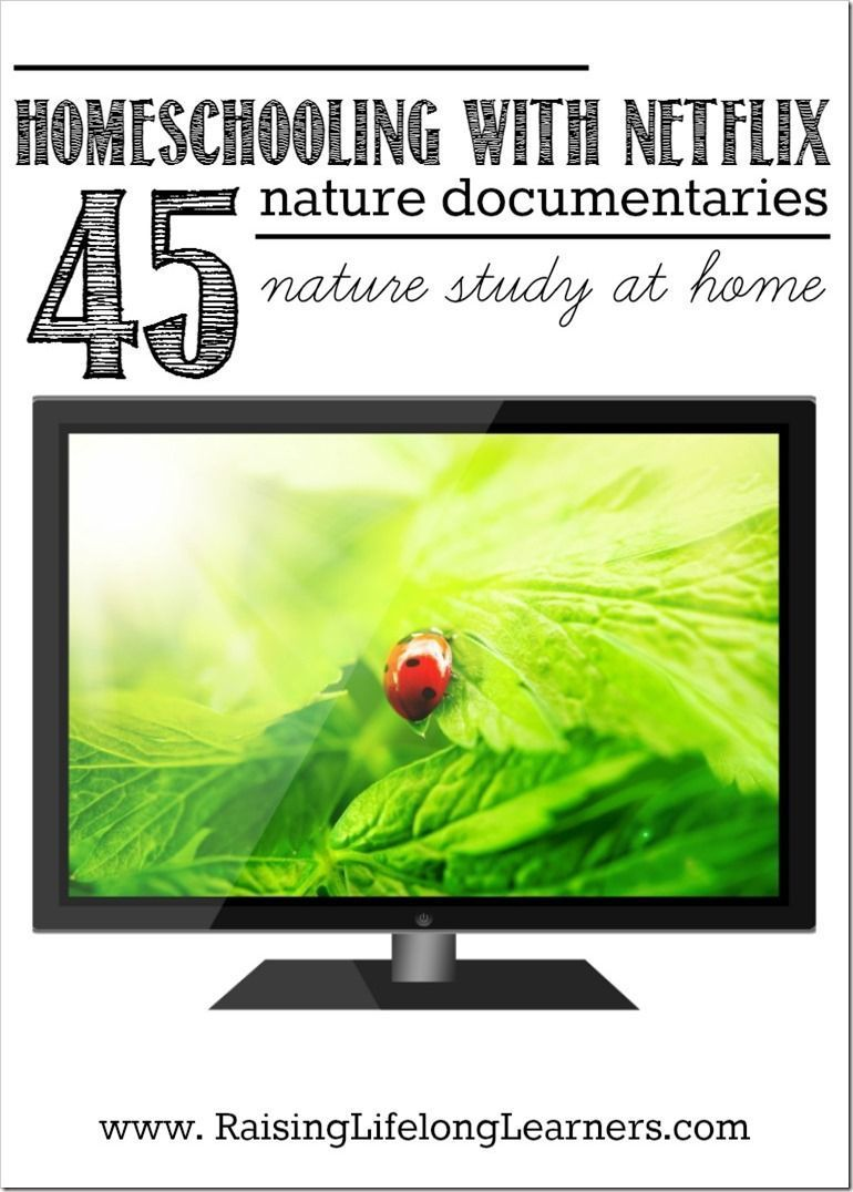Homeschooling with Netflix 45 Nature Documentaries for