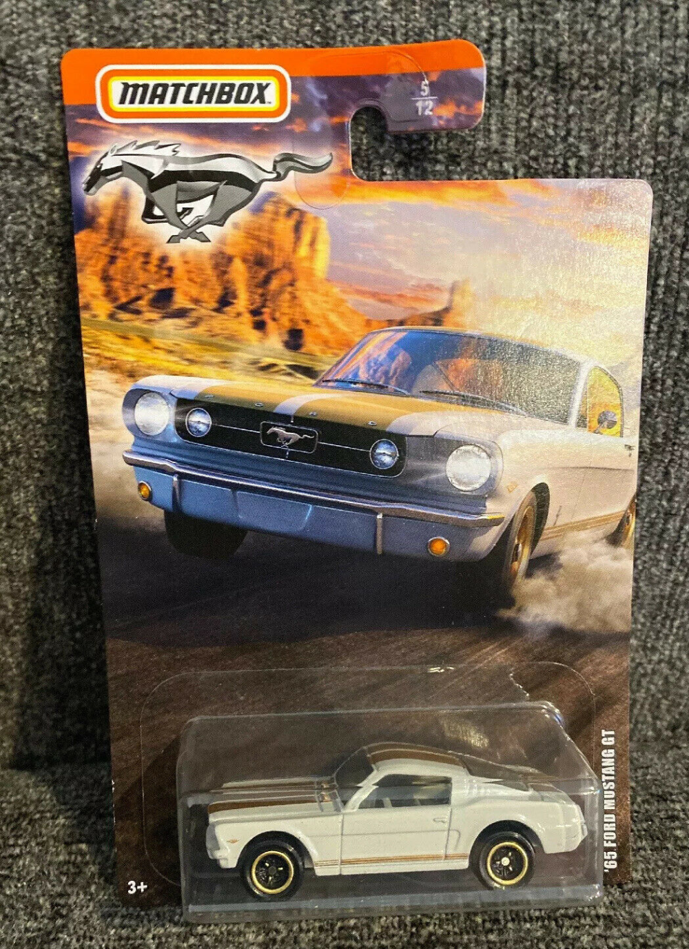 Details about 2020 MATCHBOX MBX MUSTANG '65 FORD MUSTANG