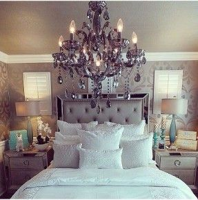 old hollywood glamour bedroom - Google Search | NEW Homes ...