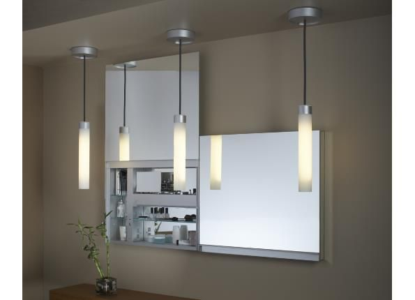 Robern : UFLPAL : Uplift Pendant Light : Bathroom Lighting : Bathroom  Products Part 91