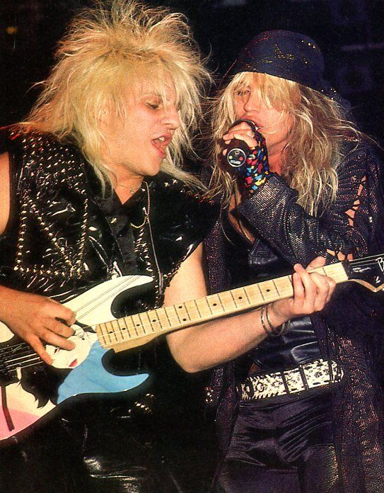 Pin by Gabby on Music Is Life Bret michaels, Glam metal