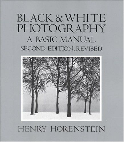 $11.50 Black and White Photography: A Basic Manual