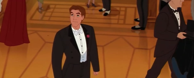 This Is For Everyone Who Thinks Dimitri From 'Anastasia' Is Bae