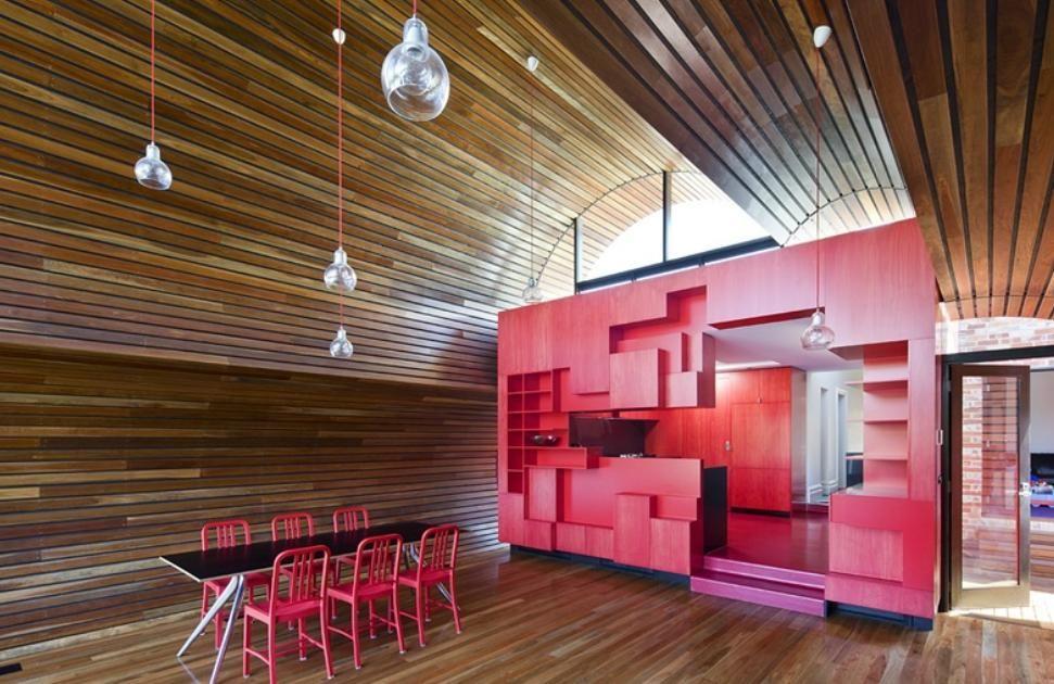 Design D\'intérieur Coloré | Une maison originale et design ...