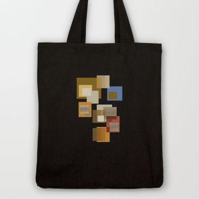 Retro Fusion I Tote Bag by Viviana González - $18.00