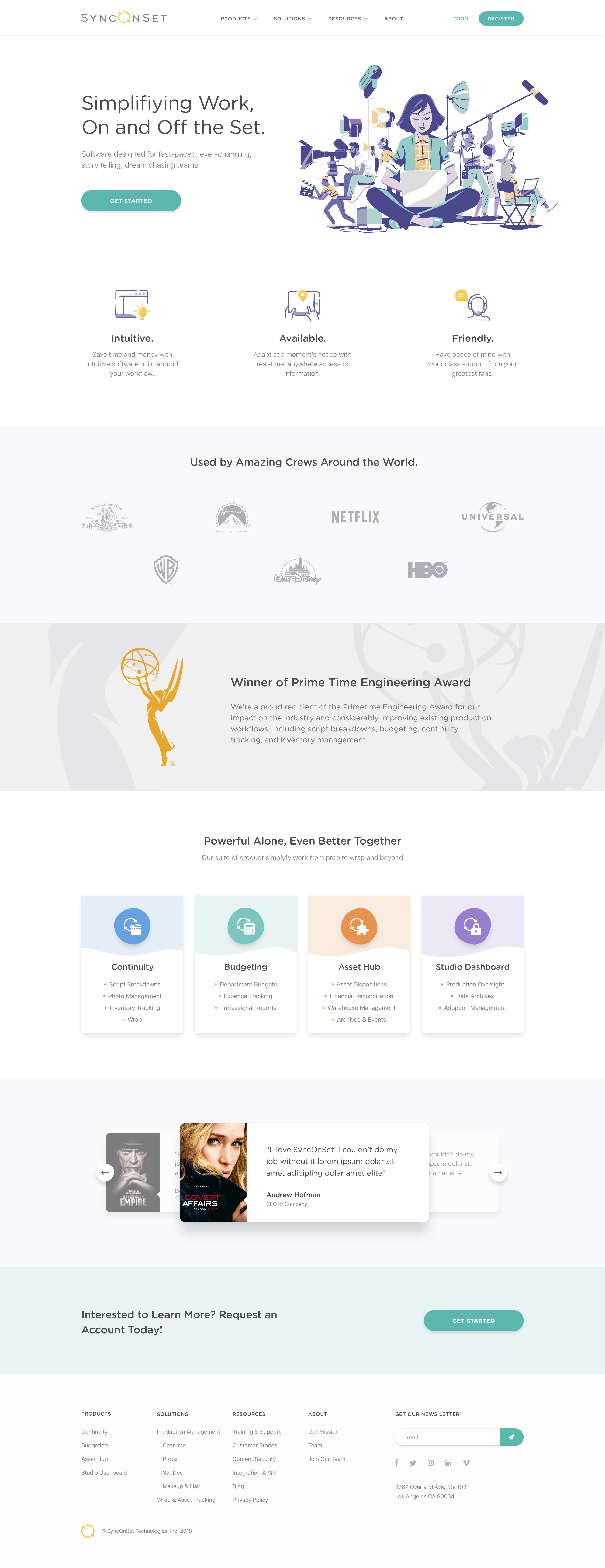 Synconset Web V2 Web Design Web Design Company Design Your Own Website