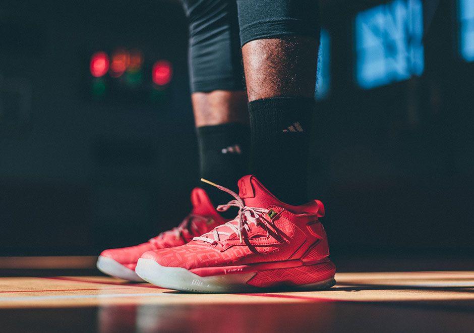 Adidas D Lillard 2 Dame tiempo Pinterest Adidas y zapatillas