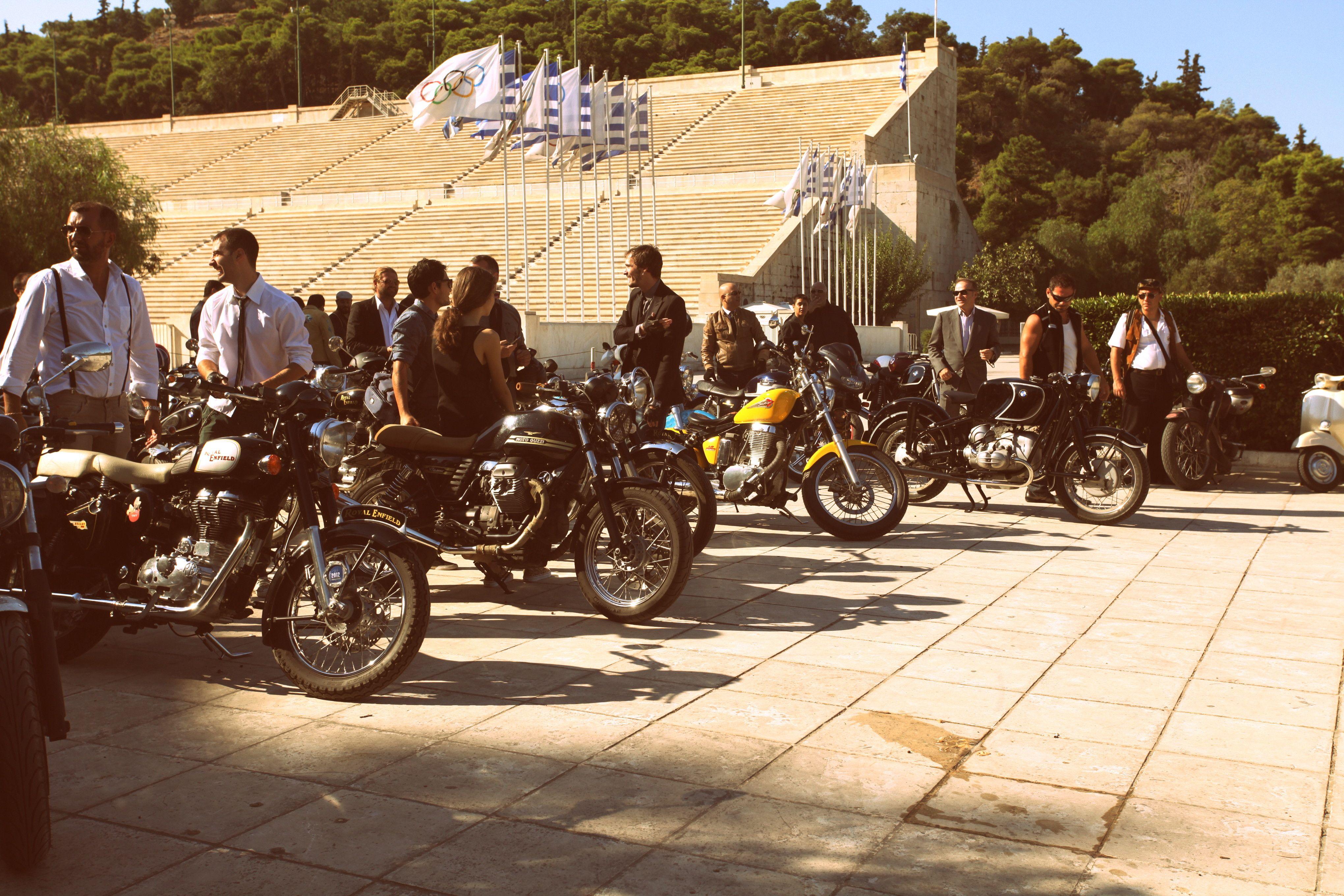 Athens dgr 2013 athens riding vehicles