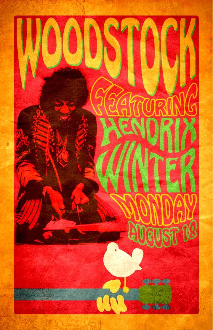 Beatles Concert Poster Fridge Magnet by BlueCrabMagnets on