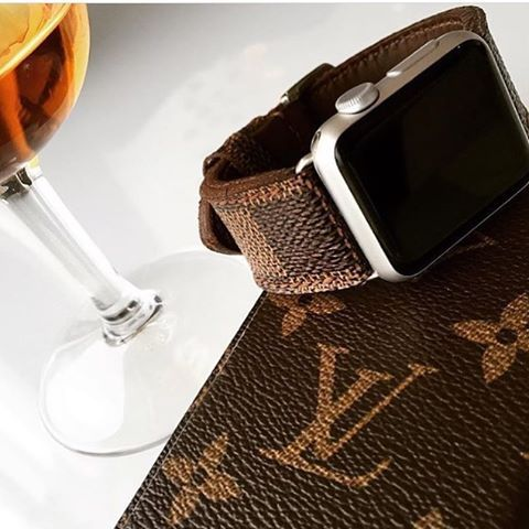 94620962dec Louis Vuitton Ebene on Apple Watch iWatch price for 19999