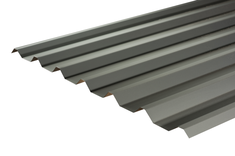 Box Profile 34 1000 Sheets Roof And Wall Profile Sheeting Steel Cladding Cladding Corrugated Roofing