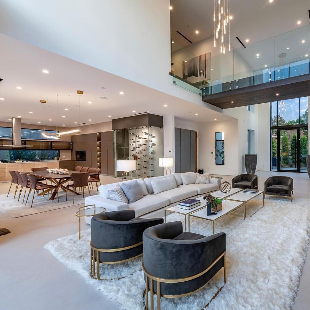 Image May Contain Table And Indoor In 2020 Interior Design Your Home Dream House Interior Modern House Design