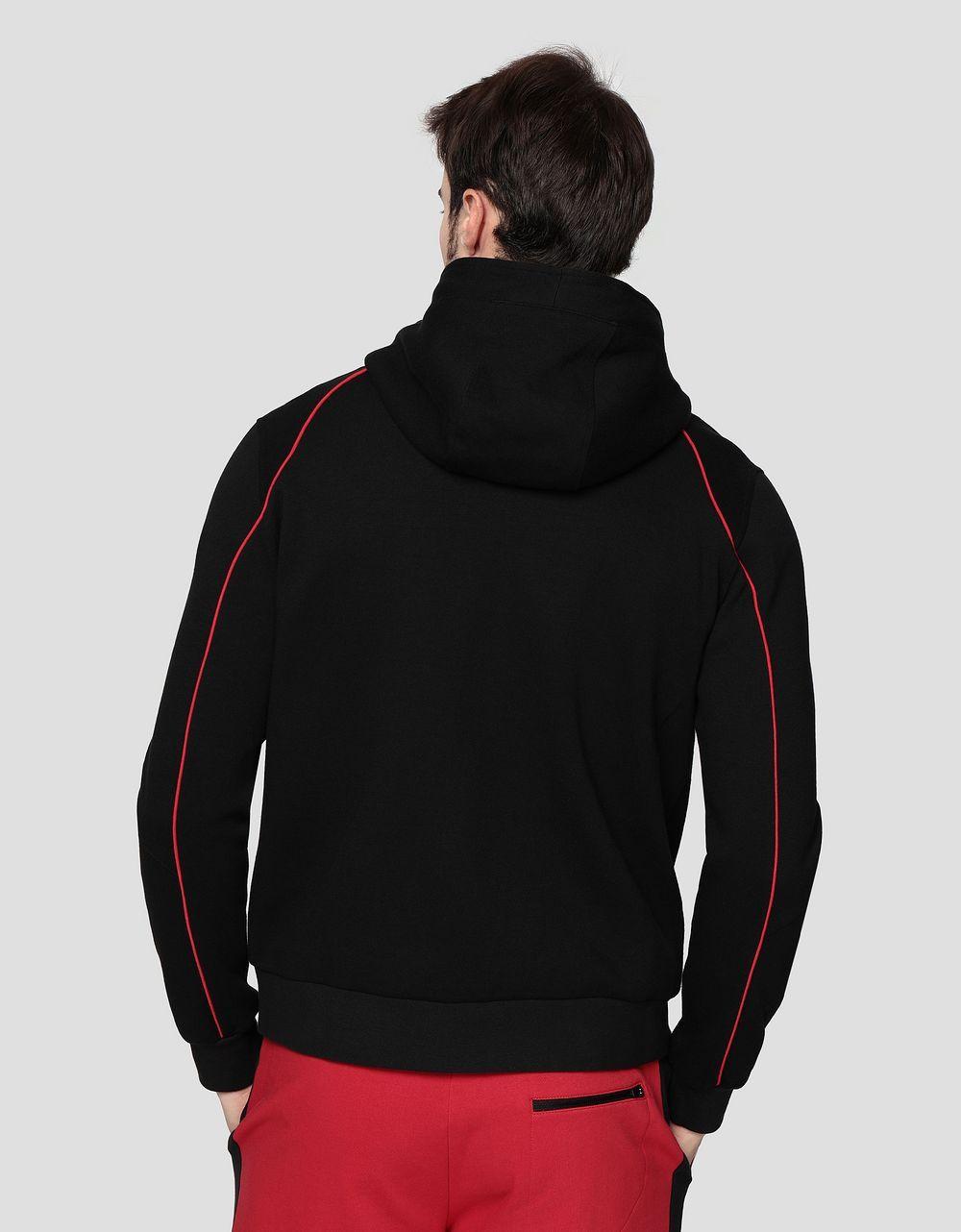 Ferrari Men S Hooded Sweatshirt With Fit System Man Scuderia Ferrari Official Store Hooded Sweatshirt Men Hooded Sweatshirts Sweatshirts [ 1282 x 1000 Pixel ]