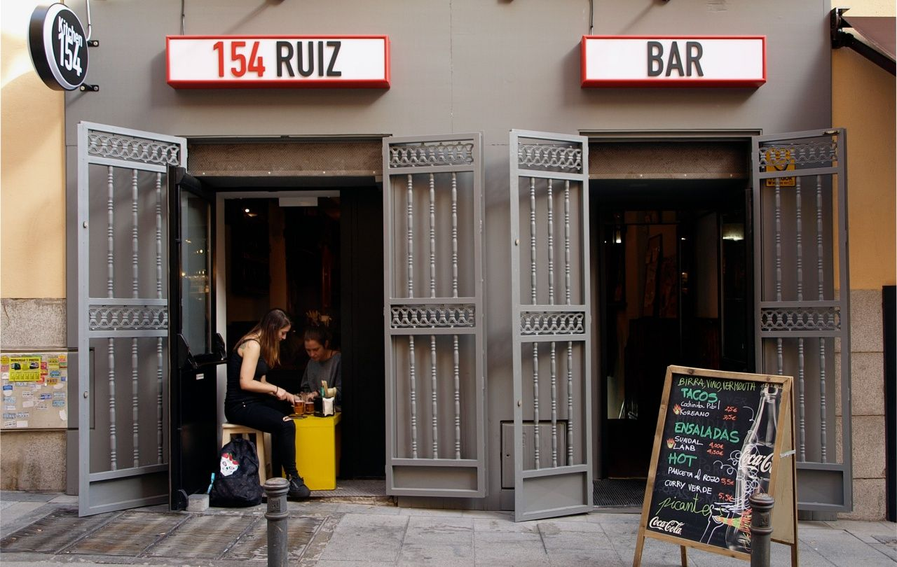 Ruiz 154 Madrid Places To Go Pinterest Formato Los Chicos Y  # Muebles Ruiz Y Gallego