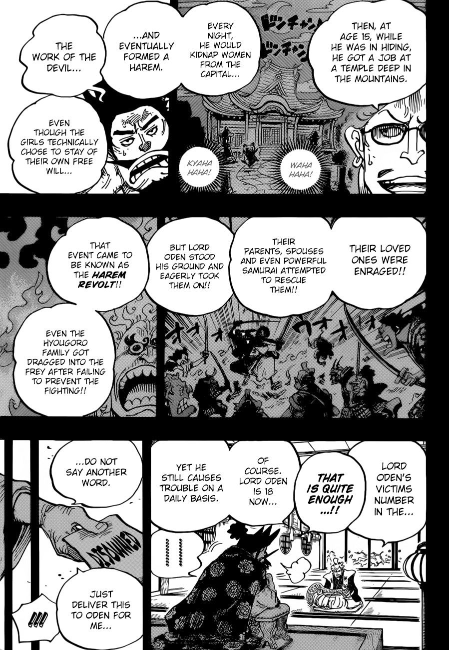 One Piece Scan 960 : piece, William, McMaster, Piece, Chapter,, Manga,, Chapter
