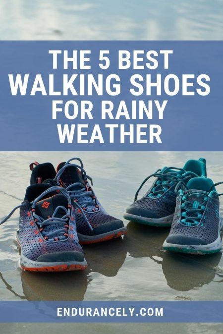Best walking shoes for the rain | rainy