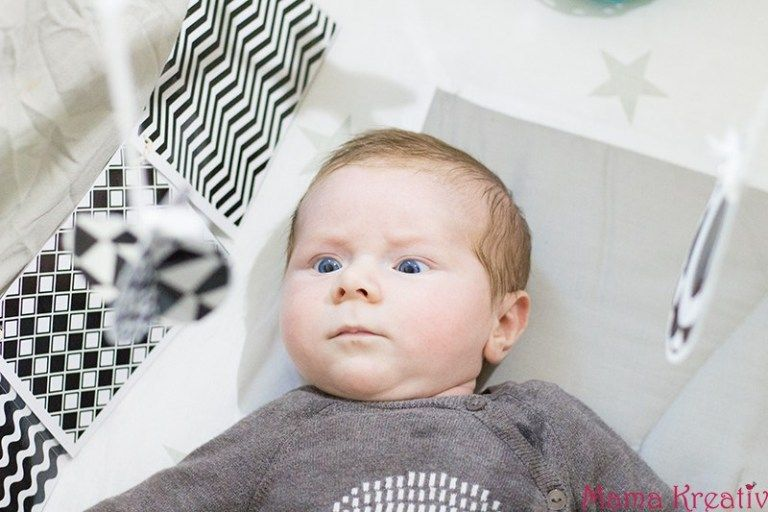 Wie beschäftige ich mein Baby: 0-3 Monate, Teil 1 — Mama ...