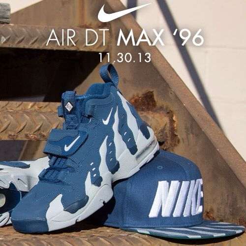 b9b1353621 Available 11 30 13- Nike  Air Dt Max  96- Brave Blue  Wolf Grey and Nike  Slant Pro Snapback  jimmyjazz  trendingnow  Nike  DeionSanders   IGSneakerCommunity ...