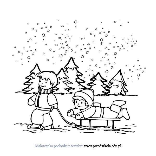 kleurplaat voor kleuters kleurplaten thema kerstmis