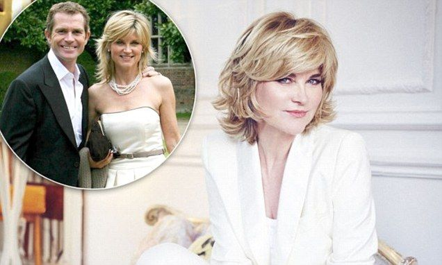 Bankrupt Grant Bovey admits he has let wife Anthea Turner