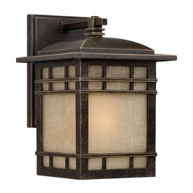Imperial Bronze Outdoor Wall Light