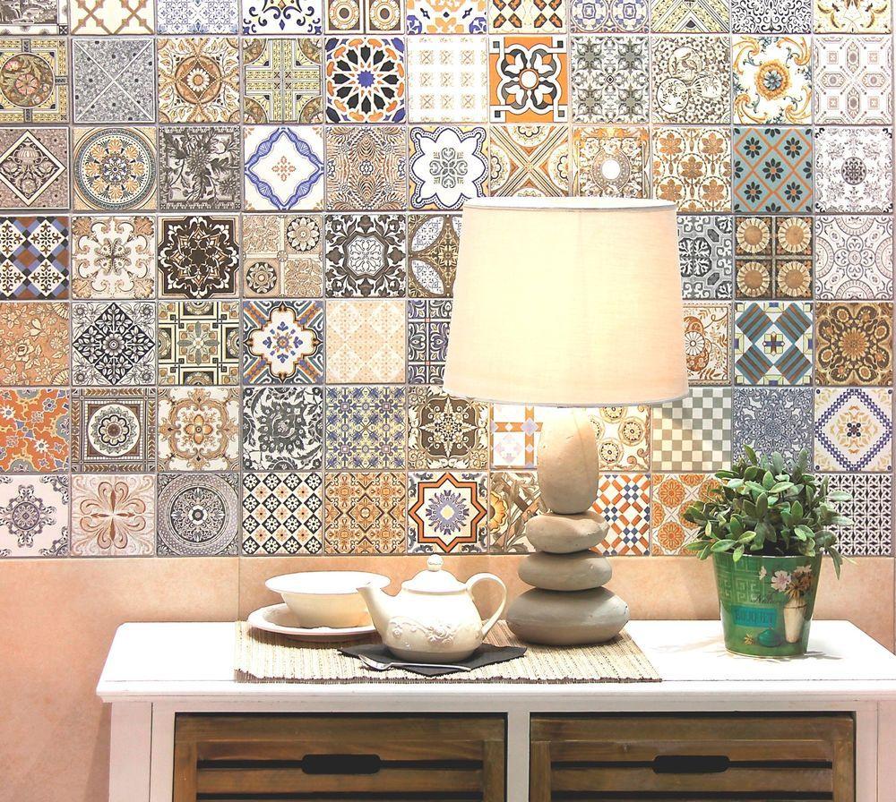 Realonda Provenza Pattern Multi design Wall Floor Tiles