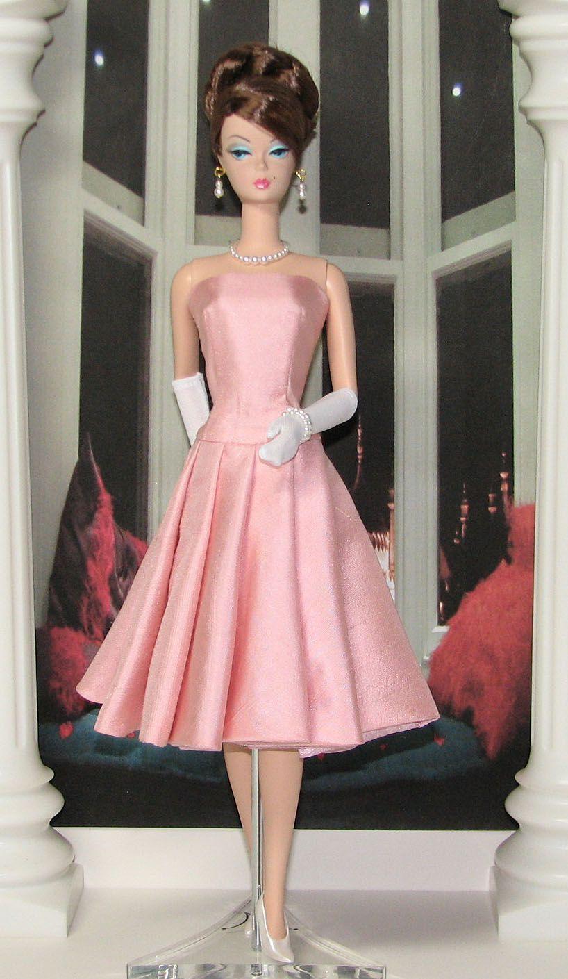 Pretty in.....oh you know! | Barbie | Pinterest | Barbie, Muñecas y ...