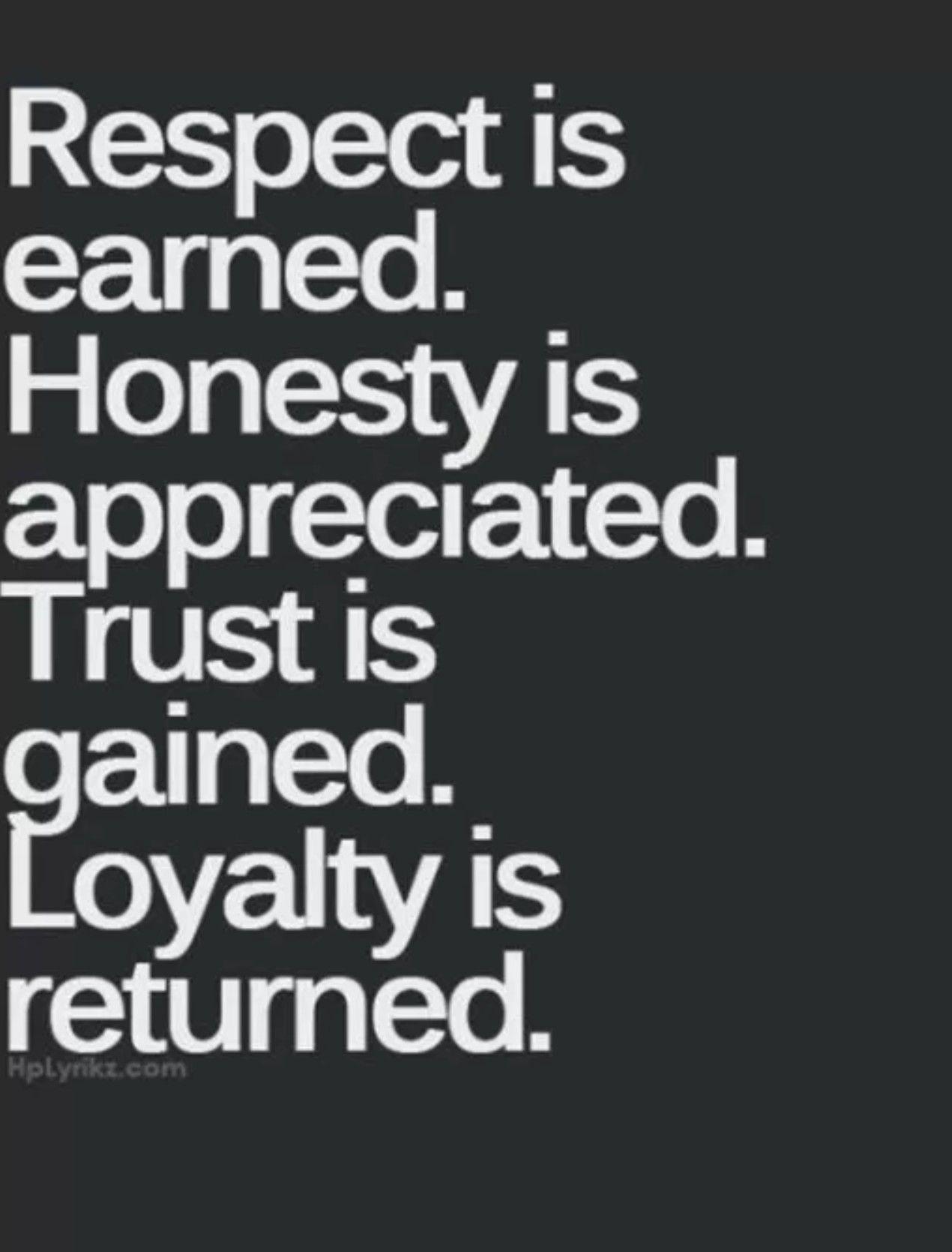 sprüche treue und ehrlichkeit