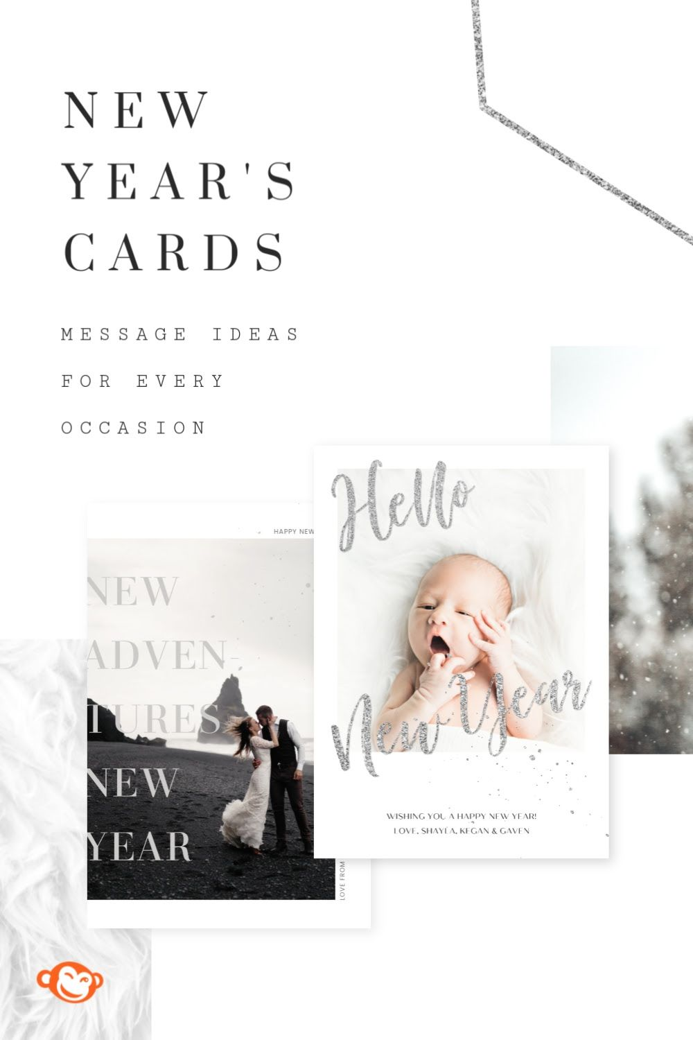 Funny Kids New Year Cards Happy New Year 2018 Images